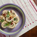 Cannelloni zucchine e pomodori confit | Cannelloni with courgettes and confit tomatoes