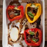 Peperoni arrostiti | Roasted bell peppers